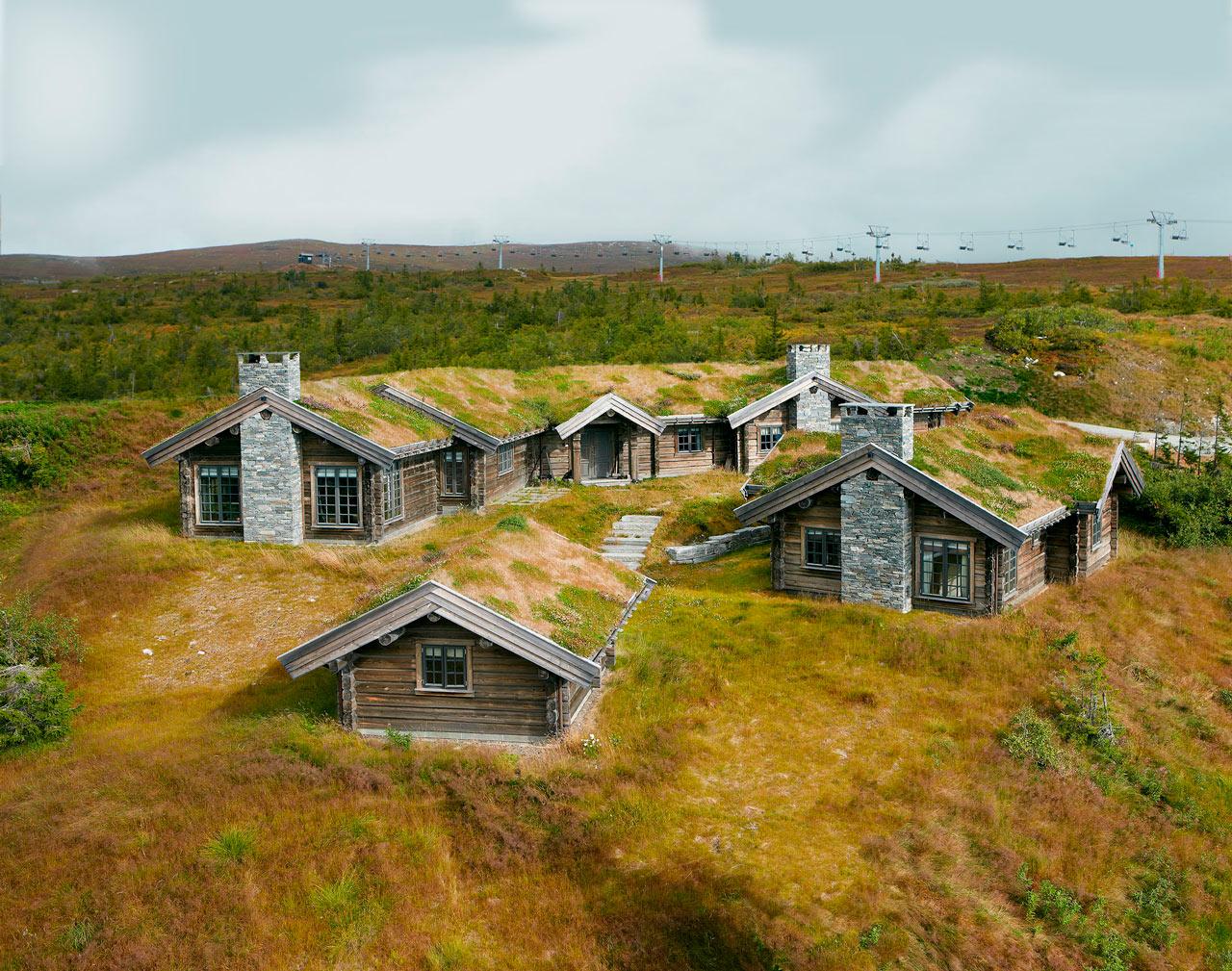 Hytte Norefjell