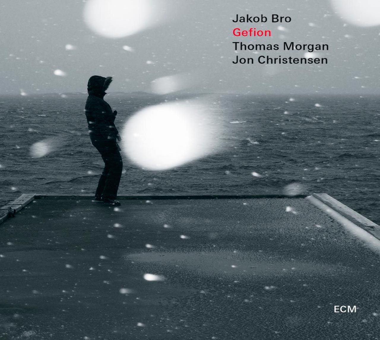 CD Cover Jakob Bro Gefion Thomas Morgan Job Christensen